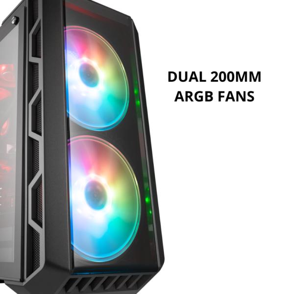 Case H500 Argb