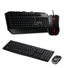 keyboard +mouse set