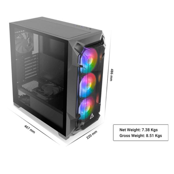 Case Df600 Argb