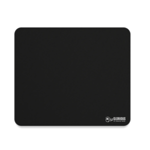 Glorious Large Gaming Mouse Pad 11''x13'' Black