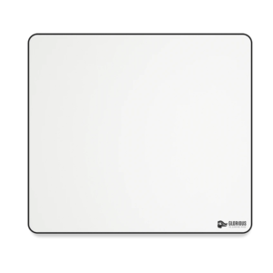 Glorious Xl Gaming Mouse Pad 16 X18 White Edition