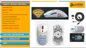 Model O Wireless Discription W