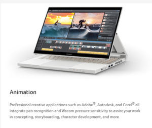 Capture Acer 6
