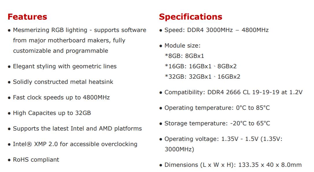 Spectrix D501