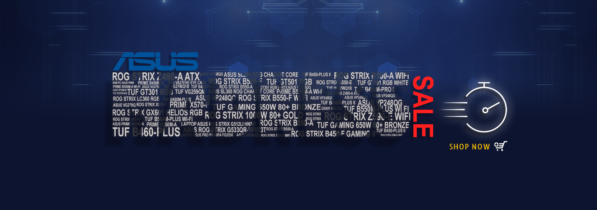 Asus Sale Banner2