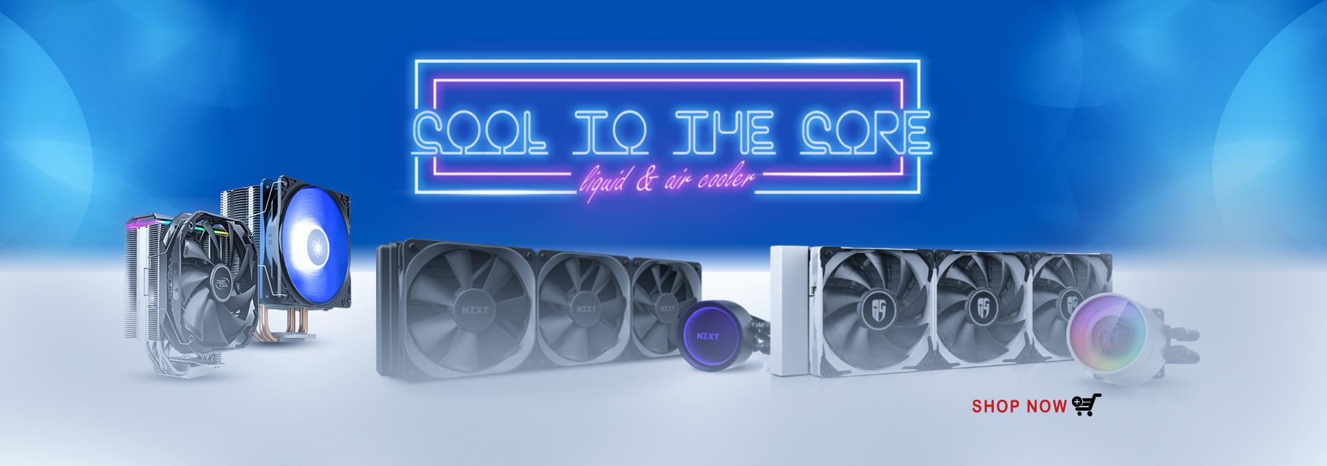 Cooler Banner